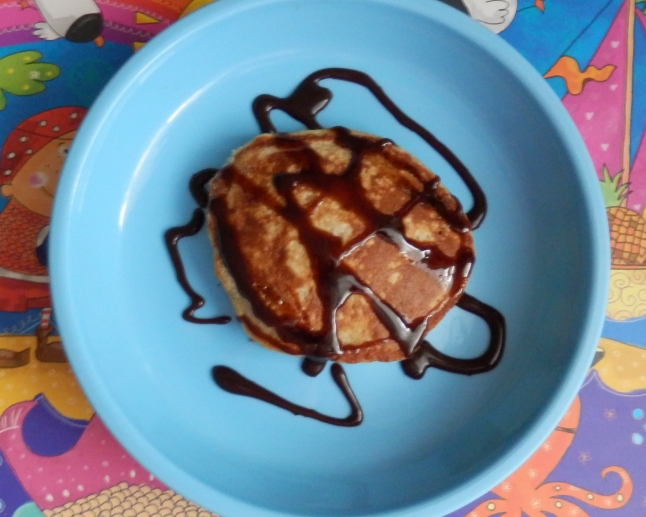 banana's pancakes